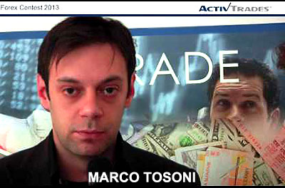 Tosoni Marco trader.